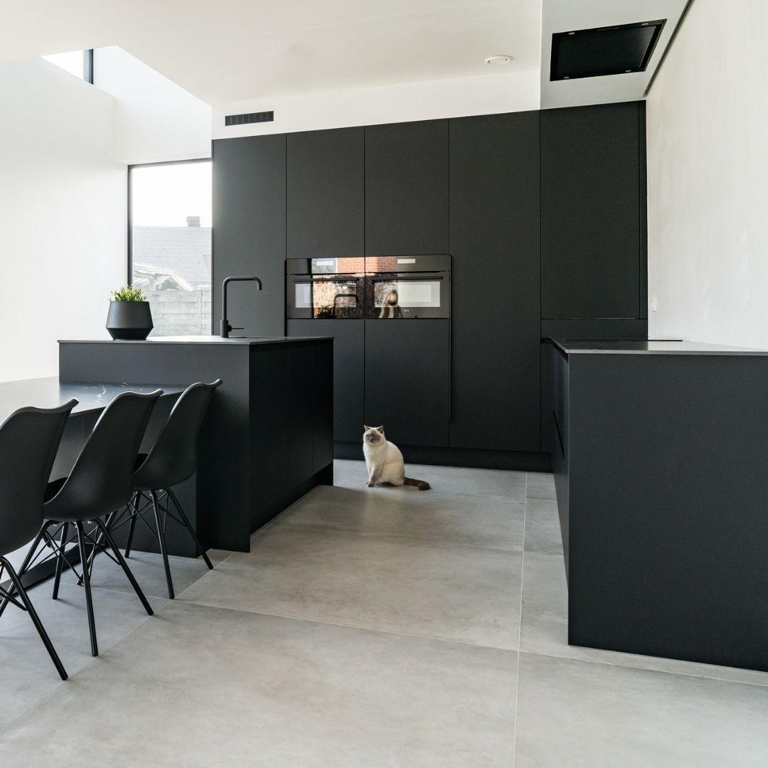 Van zwarte tot witte keukens: zo kies je de kleur van je keuken
