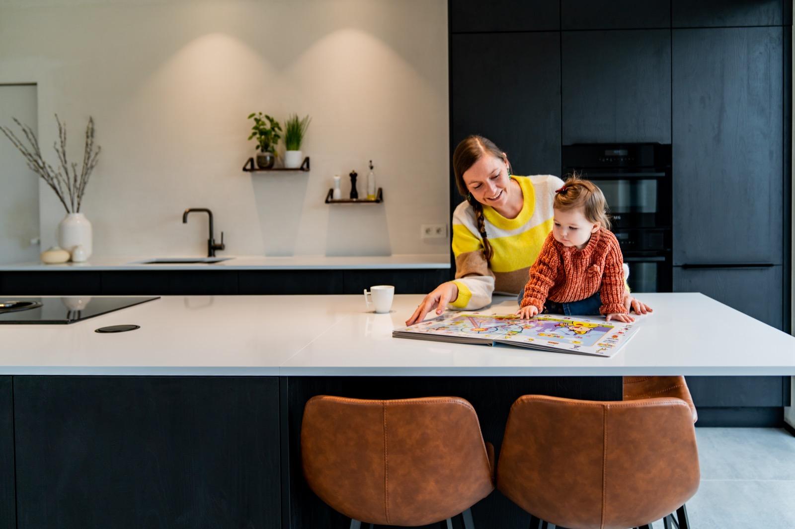 Open, halfopen of gesloten keuken? Welke keuken kies je?