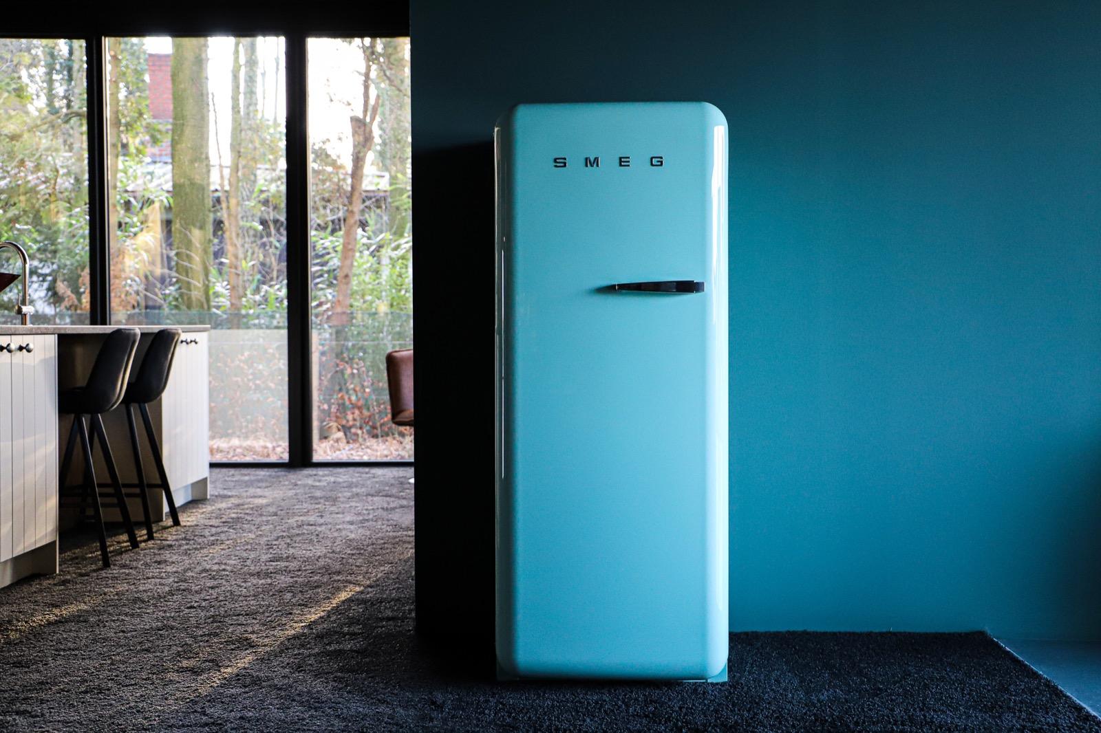 Amerikaanse koelkast, inbouwkoelkast of koel-vriescombinatie?