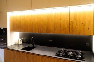fineer hout keuken
