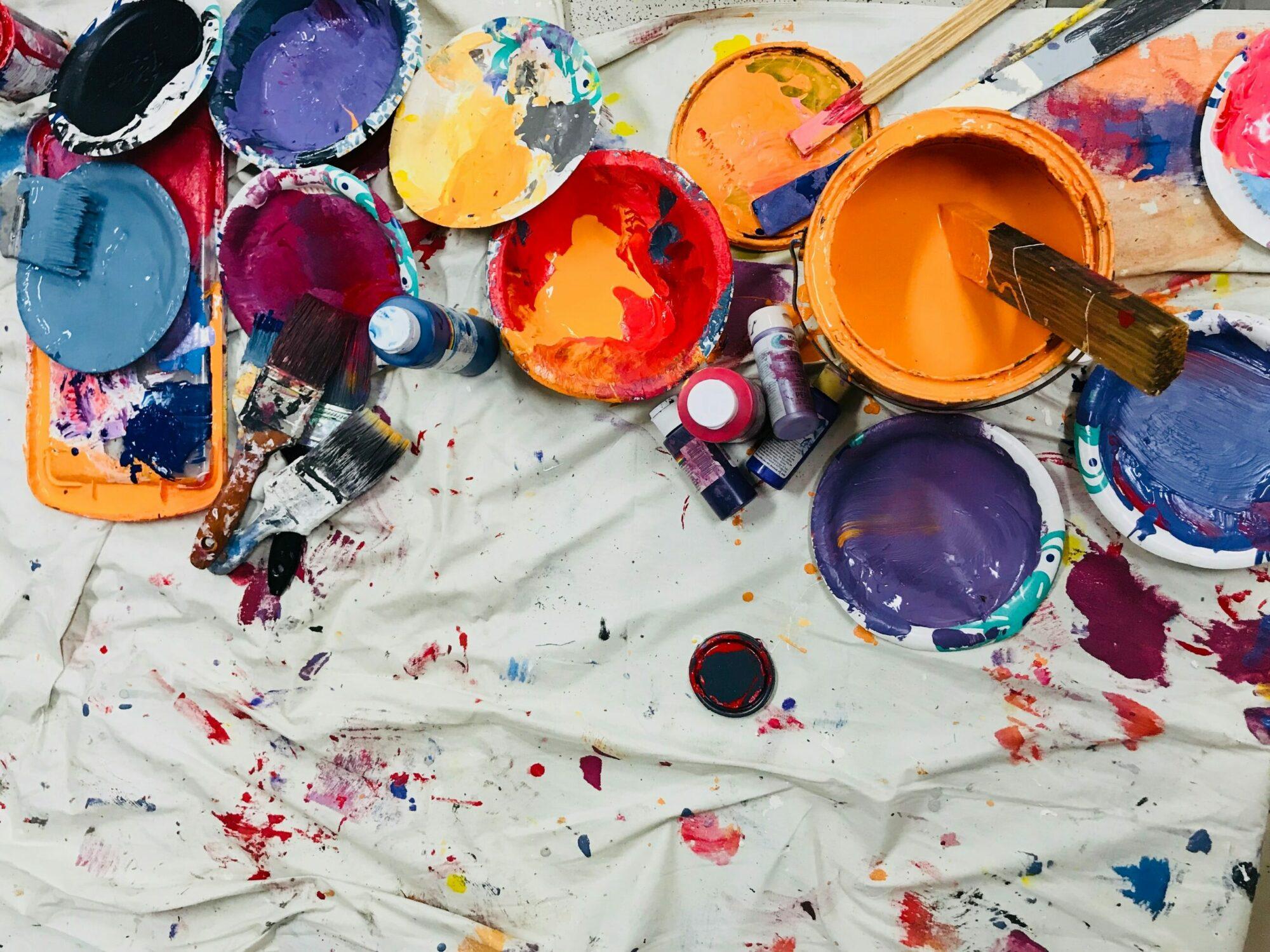 Je keuken schilderen en keukenkastjes verven